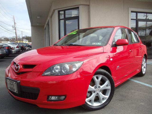 2007 Mazda Mazda3 IROC Z28