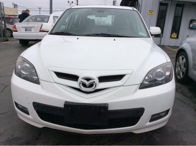 2008 Mazda Mazda3 LT LTZ