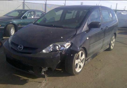 2007 Mazda Mazda5 GSX