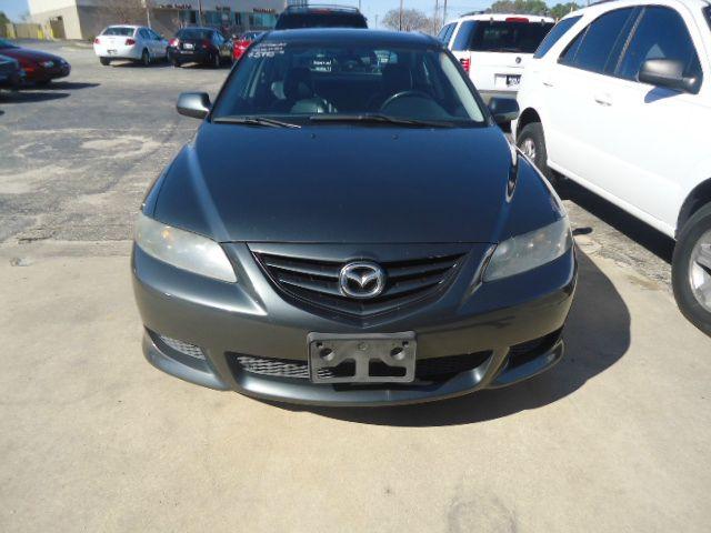 2004 Mazda Mazda6 LT W/3.9l