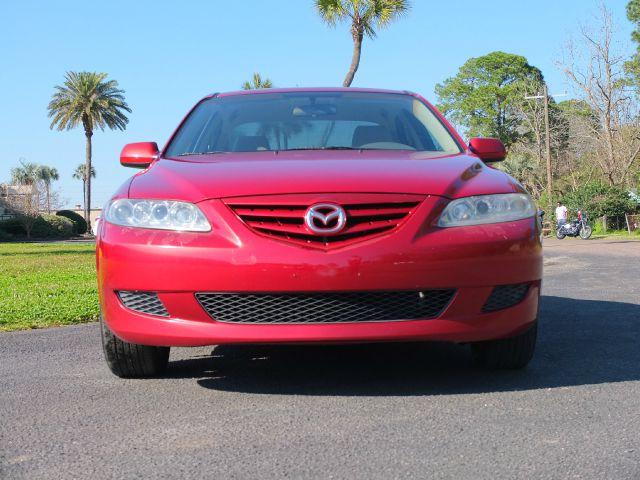 2004 Mazda Mazda6 Leather ROOF