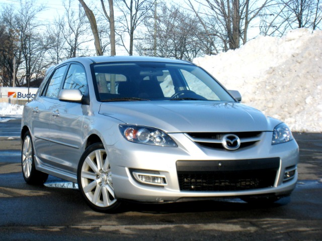 2007 Mazda Mazdaspeed3 Base W/technology Package (A5)