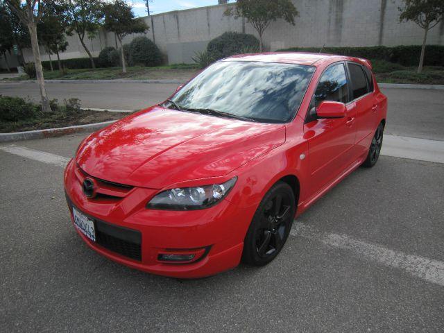 2007 Mazda Mazdaspeed3 143.5 LTZ