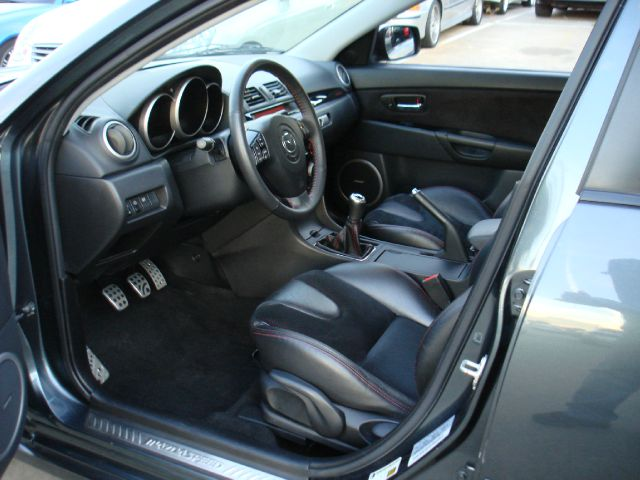 2009 Mazda Mazdaspeed3 2.5i Wagon 4D