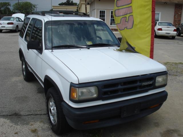 1991 Mazda Navajo GLX Sunroof