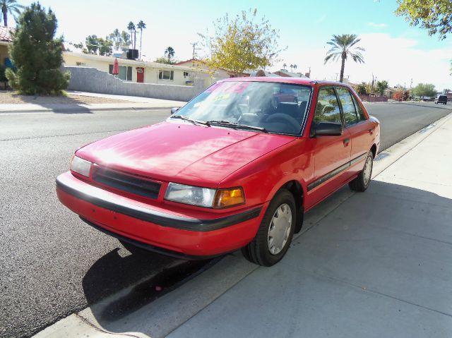 1992 Mazda Protege 4x4 Z85 Extended CAB