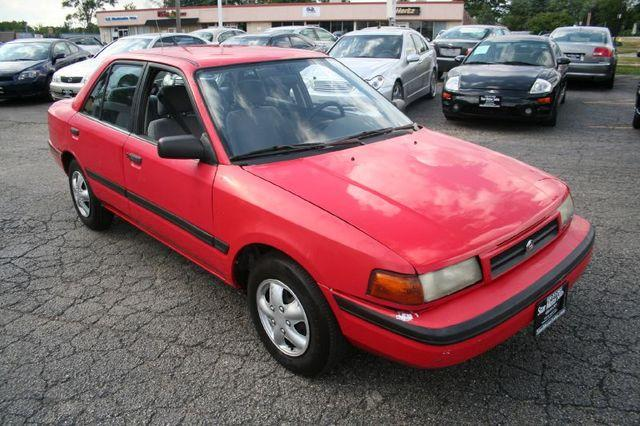 used mazda protege dx sedan 1993 details buy used mazda protege dx sedan 1993 in downers grove il 60515 vin jm1bg2244p0554717 used cars