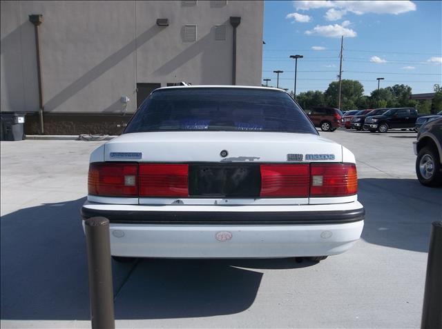1994 Mazda Protege 4x4 Z85 Extended CAB