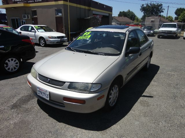 1995 Mazda Protege XLT Ironman Package