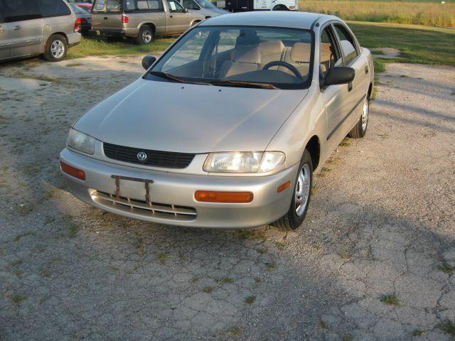 1996 Mazda Protege 4x4 Z85 Extended CAB