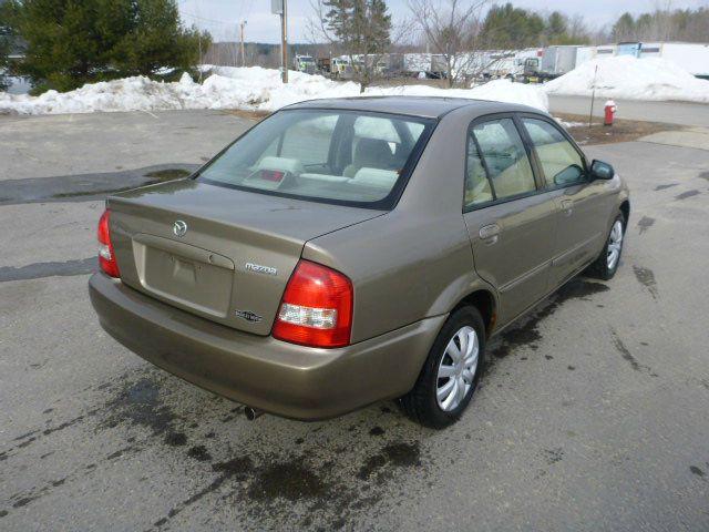 1999 Mazda Protege Elk Conversion Van