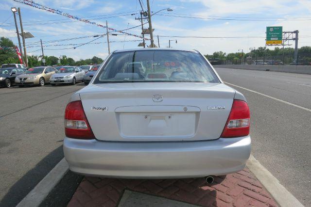 2000 Mazda Protege 4DR SE (roof)