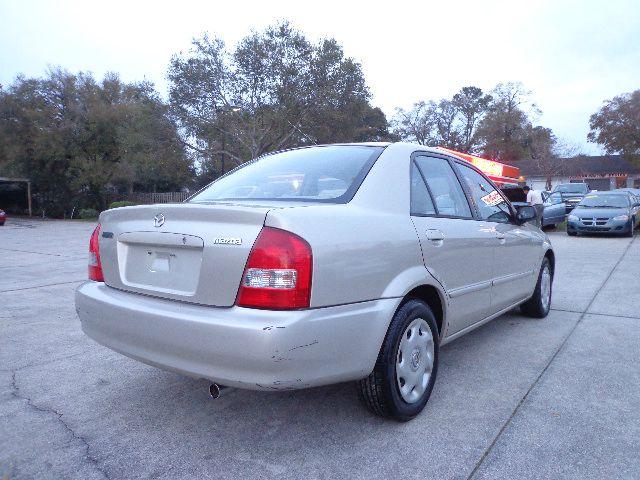 2001 Mazda Protege Elk Conversion Van