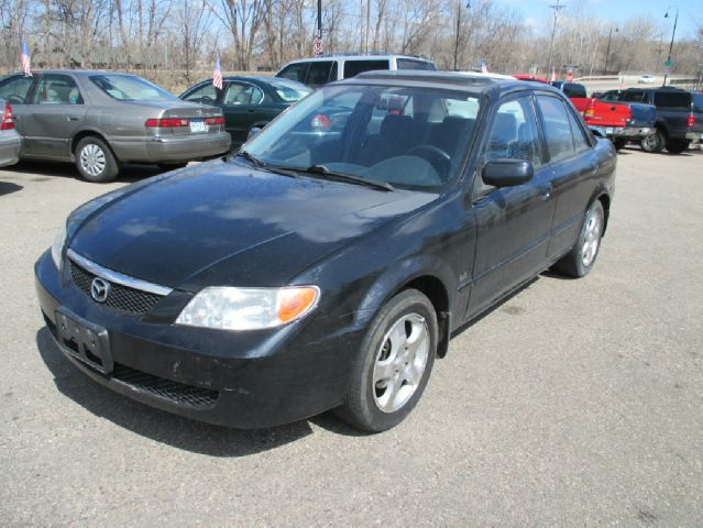 2001 Mazda Protege 4dr 114 WB AWD
