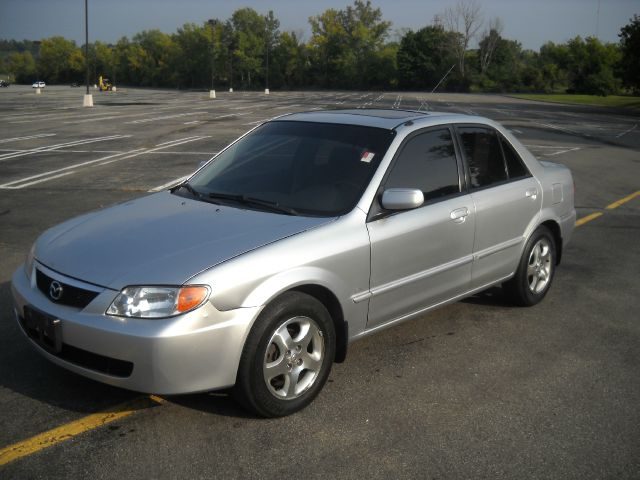 2002 Mazda Protege Unknown