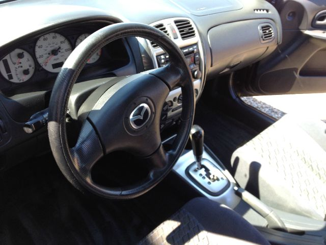 2003 Mazda Protege LW2