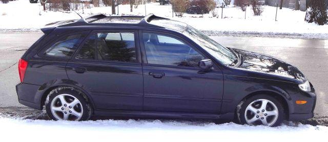 2002 Mazda Protege5 Clk32