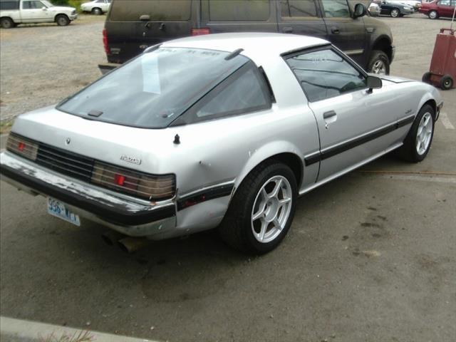 1981 Mazda RX-7 S Sedan