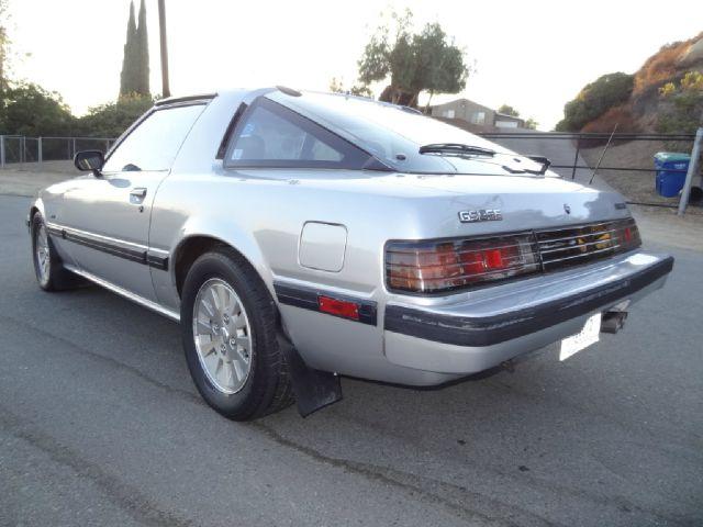 1984 Mazda RX-7 ES ... Gas Saver 999 Down