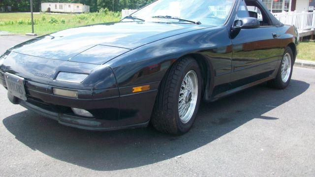 1991 Mazda RX-7 1.8T Quattro