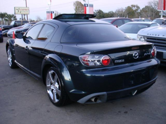 2004 Mazda RX-8 Passion