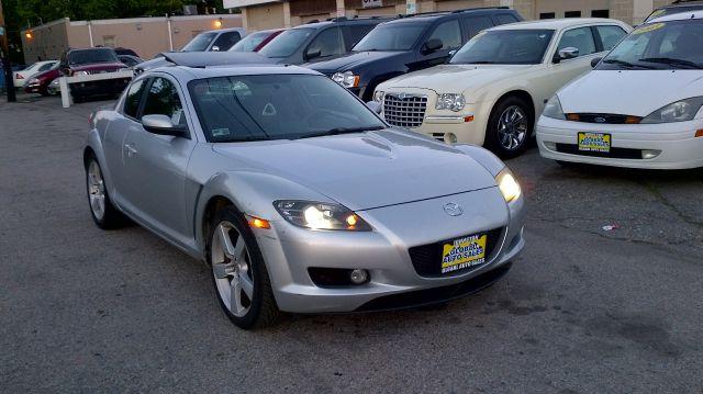 2004 Mazda RX-8 4dr 112 Inch WB Eddie Bauer SUV