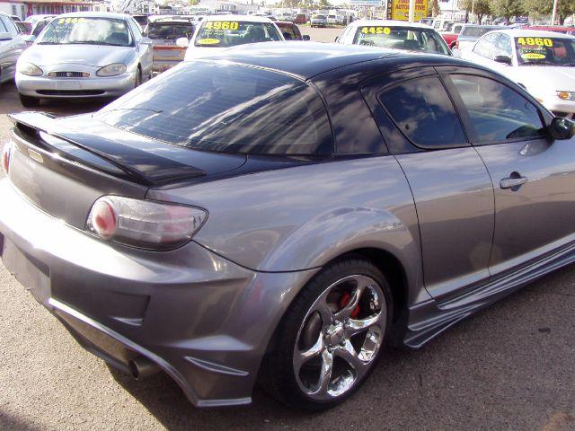 2004 Mazda RX-8 Standard 4X4 Hardtop