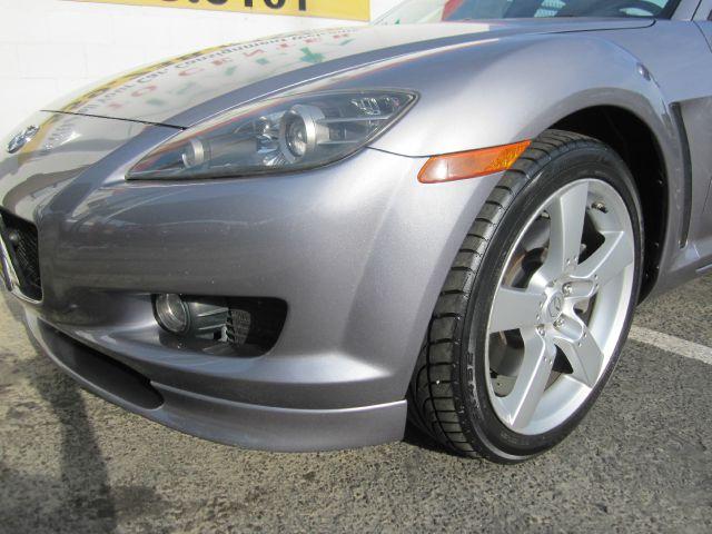 2004 Mazda RX-8 4dr 2.5L Turbo W/sunroof/3rd Row AWD SUV