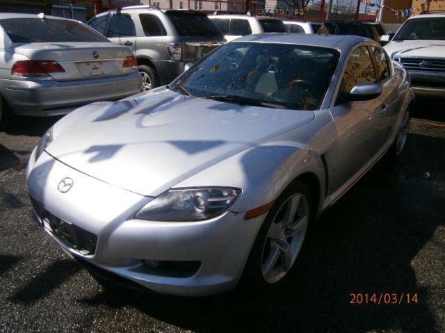 2006 Mazda RX-8 3.2 Quattro With Tiptronic