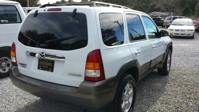2001 Mazda Tribute Elk Conversion Van