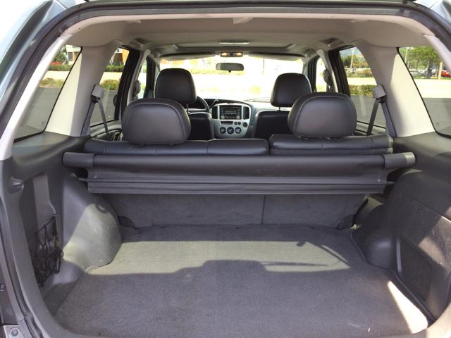 2003 Mazda Tribute Lariat CREW CAB 4X4 Diesel