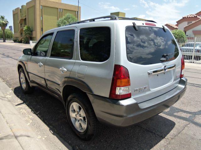 2003 Mazda Tribute Elk Conversion Van