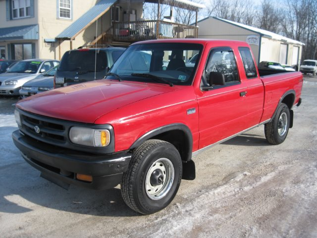 1997 Mazda Truck W/ Brush Guard