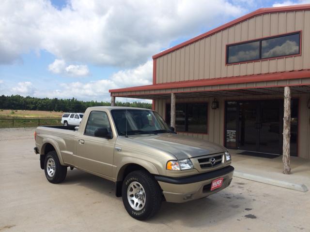 2002 Mazda Truck XLT Xcab5.4