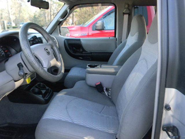 2002 Mazda Truck 4dr Sdn CXL Sedan