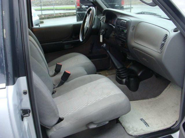 2003 Mazda Truck W/ Brush Guard
