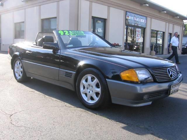 1992 Mercedes-Benz 300 LS Premium Ultimate
