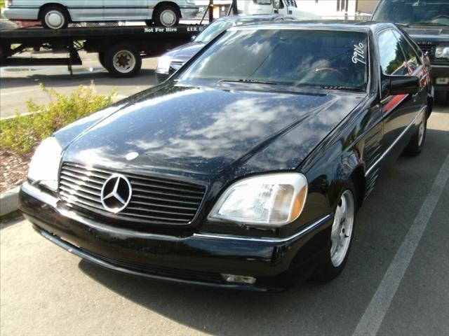 1994 Mercedes-Benz 500 Series Crew 169wb 4X4 SLT