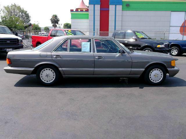 1986 mercedes benz 560 5xt details whittier ca 90605 for Valley view motors whittier ca