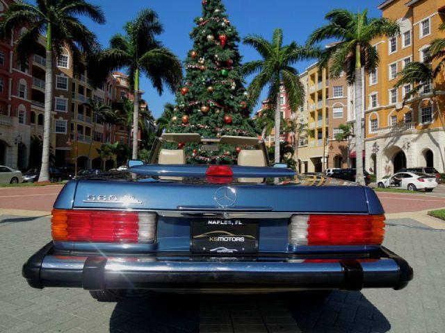 1987 Mercedes-Benz 560 LS S