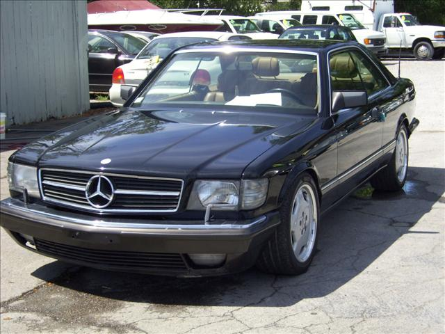 Used mercedes benz 560 560sec 1991 details buy used for 1991 mercedes benz 560sec for sale