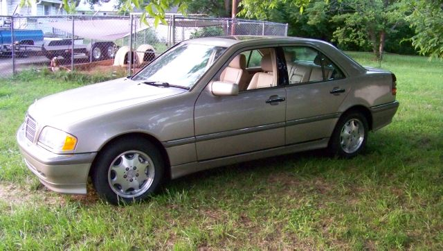 1999 Mercedes-Benz C-Class Clk350 Coupe