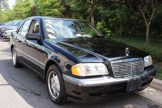 1999 Mercedes-Benz C-Class X 4x4 6 Cyl
