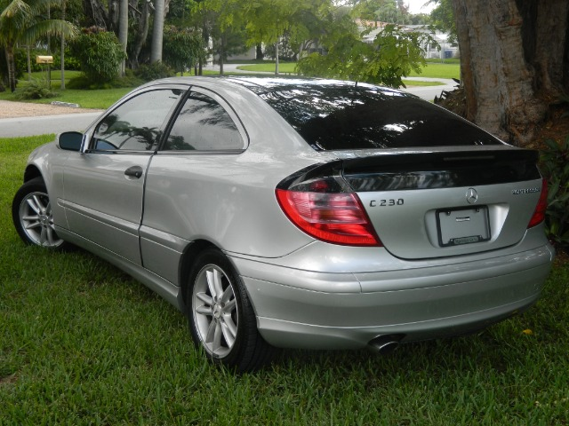 2002 Mercedes-Benz C-Class E-150 Conversion