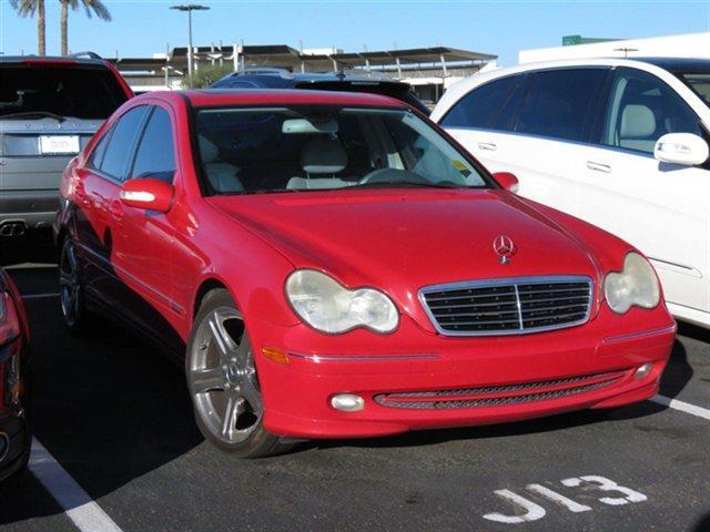 2003 Mercedes-Benz C-Class Clk550 V8 Convertible
