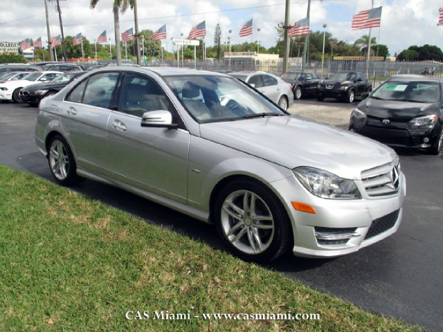 2012 Mercedes-Benz C-Class Gl450 4matic WE Finance