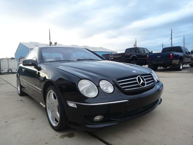 2001 Mercedes-Benz CL-Class CE S LE
