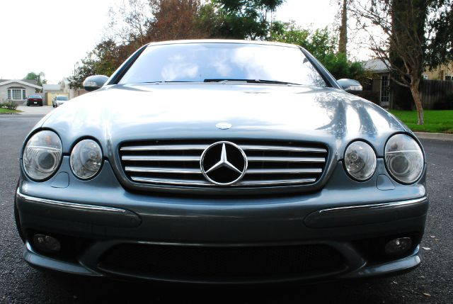 2004 mercedes benz cl class touring dual dvds details van for Mercedes benz dealer van nuys
