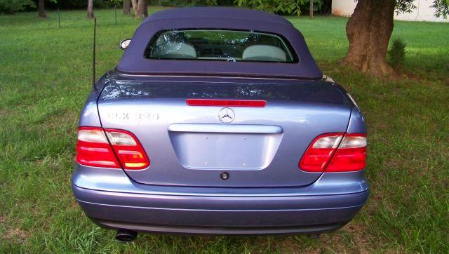 1999 Mercedes-Benz CLK-Class C230 1.8K