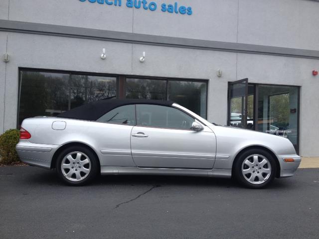 2002 Mercedes-Benz CLK-Class T6 Sport Utility 4D